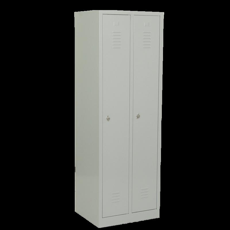 garderobenschrank mit 2 abteilen und 50 cm breite ab 97 35 netto. Black Bedroom Furniture Sets. Home Design Ideas
