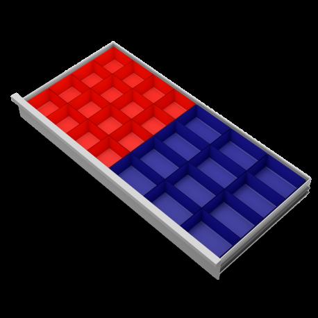 Einsatzkästen-Sortiment