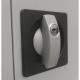 Akten- bzw. Materialschrank 1 Abteil, 2 Türen Tiefe 50 cm