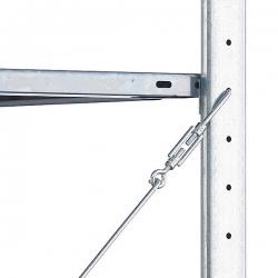 Komplettregal MultiPlus 85 Tiefe 30 cm