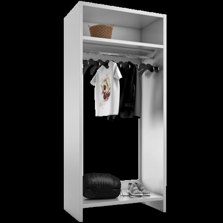 Garderobe 90 cm