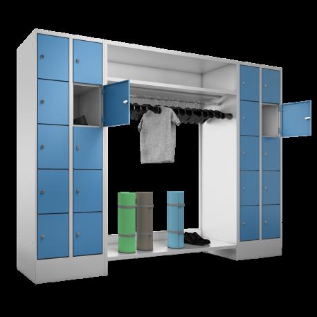 Garderoben Kombination 150/270 cm